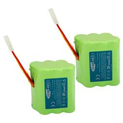 Creabest New 2Packs 7.2V 4.5Ah Compatible with Neato XV-11 X