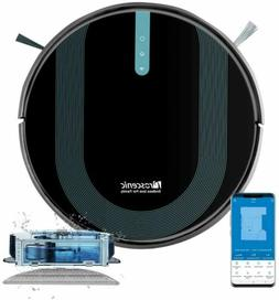 Proscenic 850P Alexa Robot Robotic Vacuum Cleaner Carpet Dry
