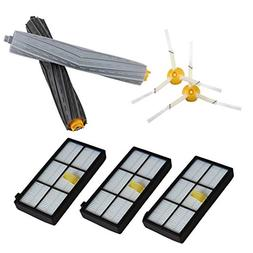 ANBOO Accessories for iRobot Roomba 980 900 890 880 870 860