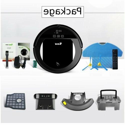 5-Mode Cleaner Floor w/ Remote Control