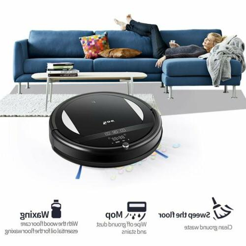 5-Mode Smart Robotic Cleaner w/ Control