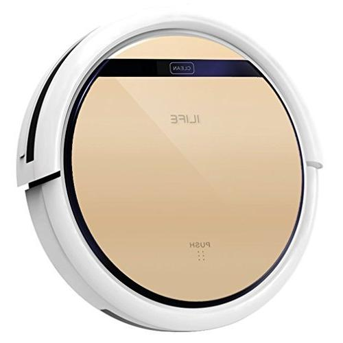 ILIFE V5s Pro Robotic Vacuum Cleaner with Water Tank Mop, Mo