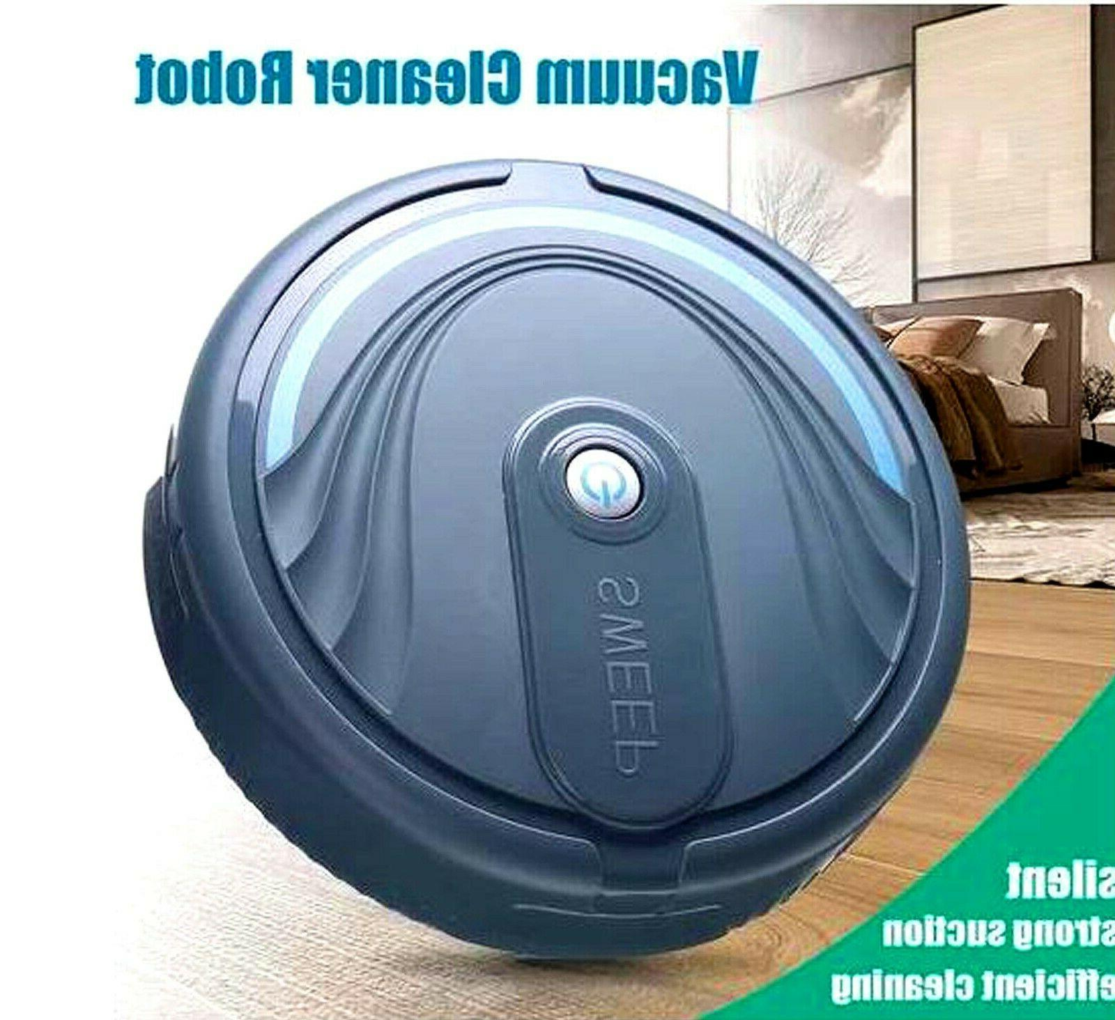 automatic smart cleaning robot dust sweeper cleaner