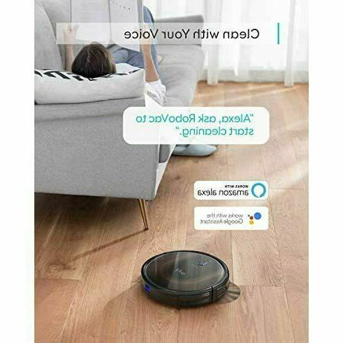 eufy by Anker RoboVac 30C Vacuum Cleaner Super-Thin