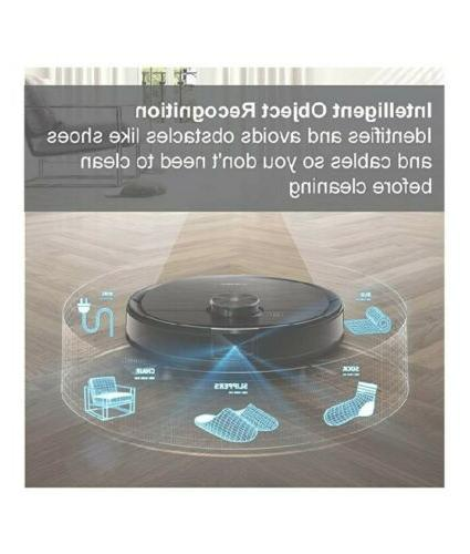 🌟ECOVACS OZMO T8 AIVI Robot Vacuum Mop with Smart Object Recognition🌟