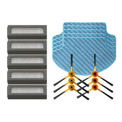 filter mops brushes set vacuum cleaner parts