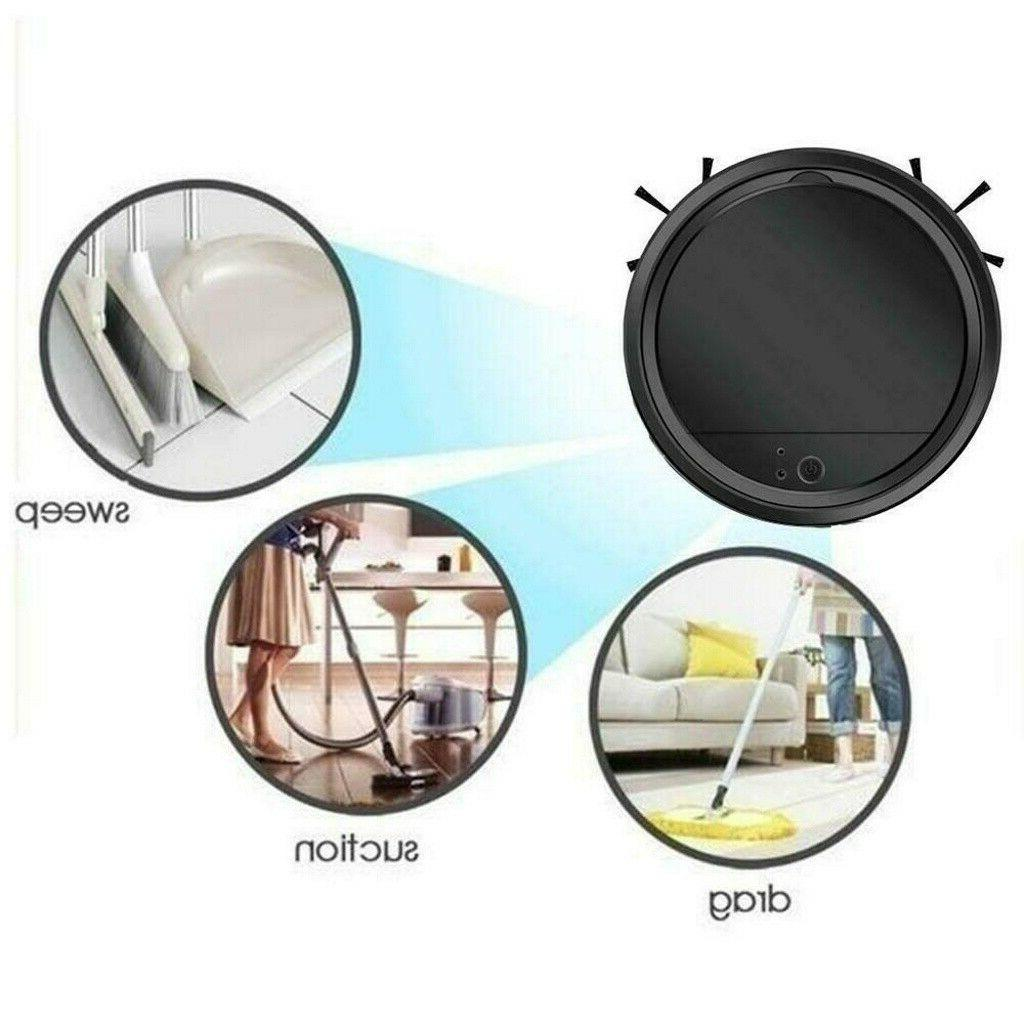 Household Sweeping 4-in-1 Multi-function Automatic Vacuum Cleaner
