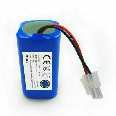 A6 V7 Replaceable Battery Cleaner