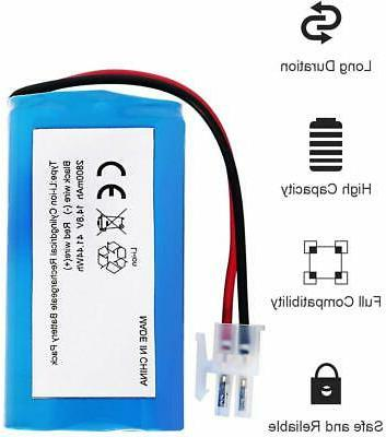 For A4 A6 Battery 14.8V Cleaner