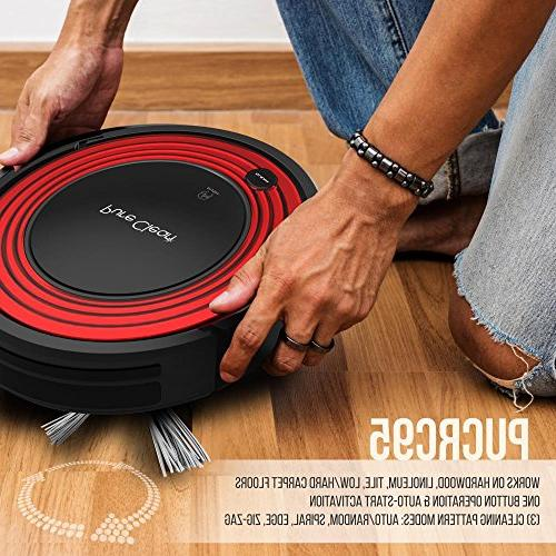Automatic Programmable Cleaner Pet Friendly - Auto with and Charge Dock