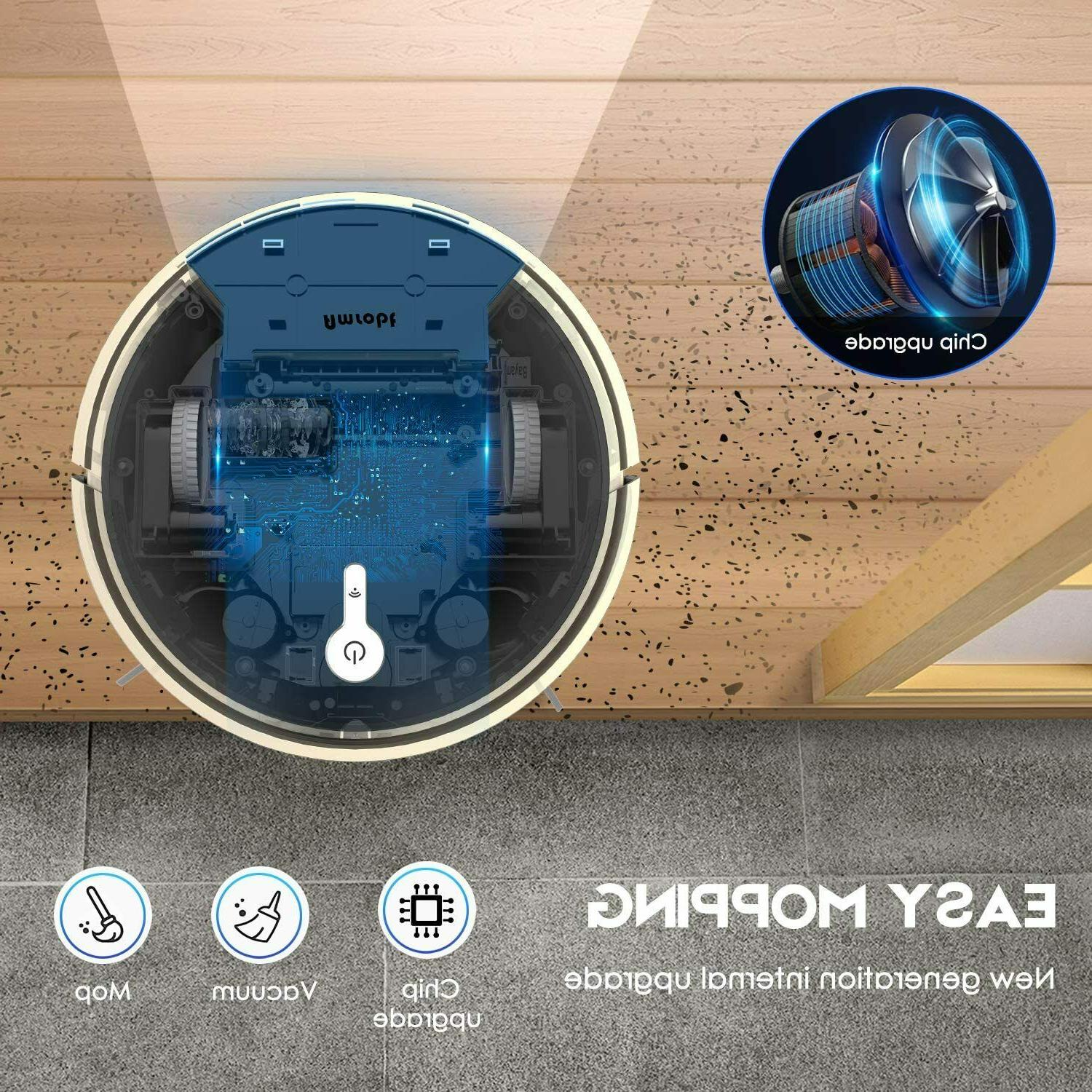 Robot Mop, Amrobt with Wi-Fi