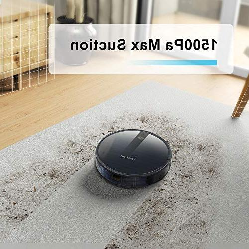 Tesvor Vacuum with App Pet Hair Self-Charging for Hard and Thin Carpets