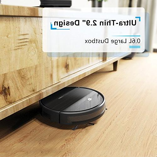 Tesvor Robot Vacuum Cleaner with Mapping App Alexa Connectivity, Pet for Thin Carpets