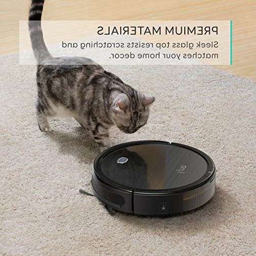 eufy 11+ High Suction, Self-Charging Robotic Cleaner, Filter to Medium-Pile