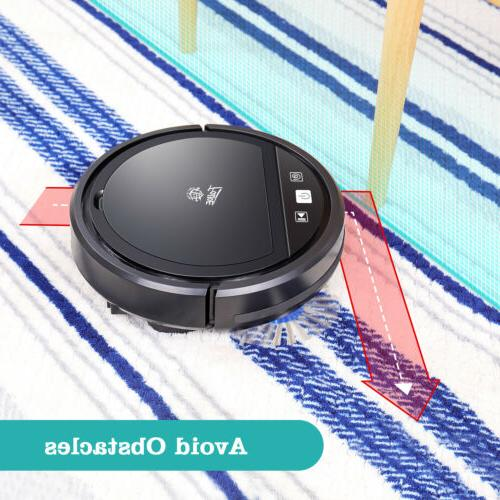 WIFI Robotic Vacuum Strong Suction, with Routing