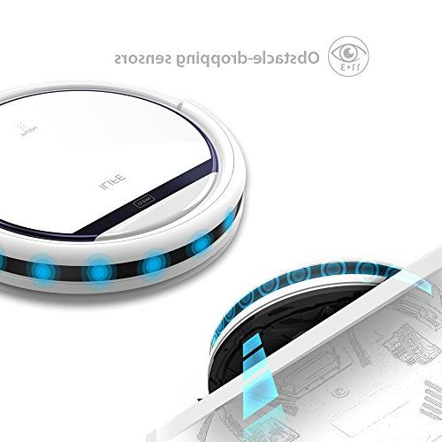 ILIFE Vacuum, V3s, Pet Hair Care, Powerful Design, Auto Charge, Daily Planning, For Floor and Carpet