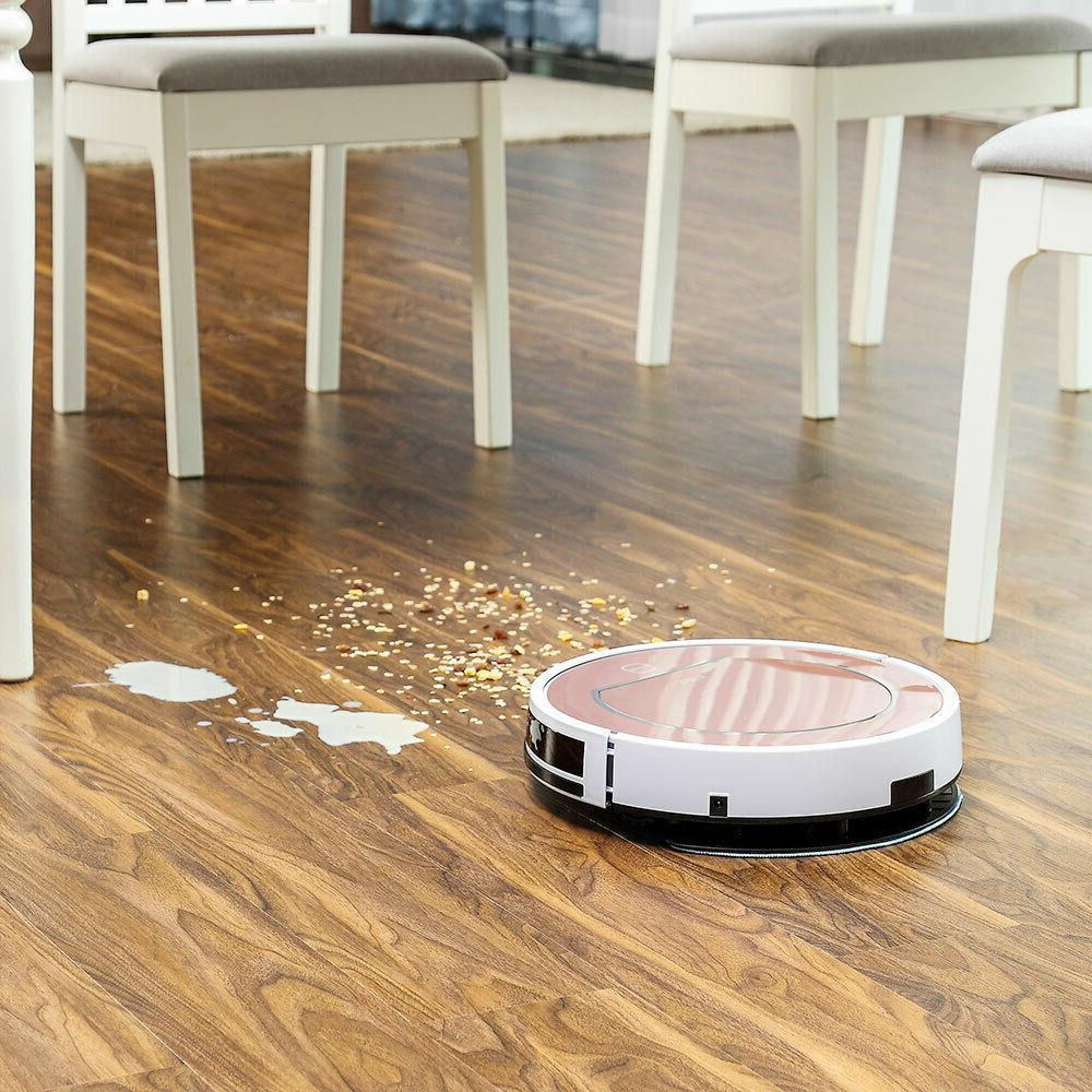 Vacuum Cleaner Sweep and Wet Mopping Floors&Carpet