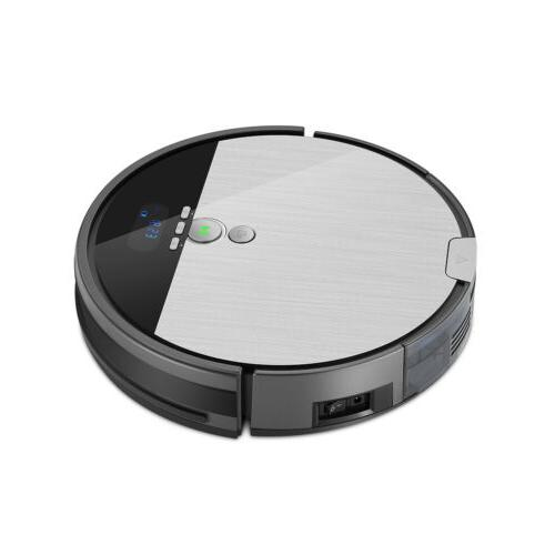 Ilife V8S Robotic Mop&Vacuum Planned Cleaner W/ LCD Display