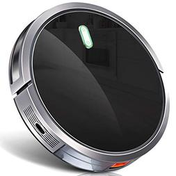 Robot Vacuum Cleaner with 1400Pa Strong Suction, 2600mAh Bat