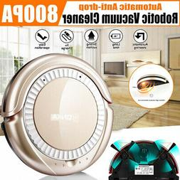 Robot Vacuum Cleaner Automatic Smart Mapping Robotic for Flo