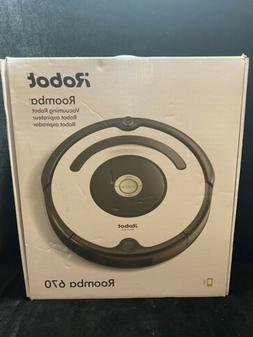 iRobot Roomba 670 Vacuum Cleaning Robot - Brand New, Sealed!