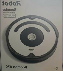 roomba 670 vacuum cleaning robot brand new