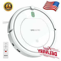 Robot Vacuum Cleaner Robotic Cordless Bagless 3 cleaning mod
