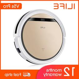 ILIFE V5s Pro Robot Vacuum Cleaner Sweep Wet Automatic Recha