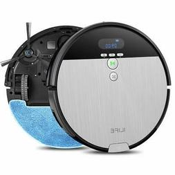 ILIFE V8s Robot Vacuum Cleaner and Mop Combo, XL 750ml Dustb